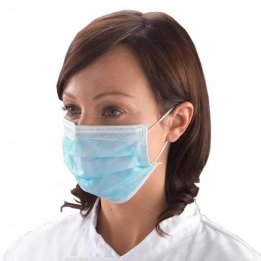 Masque De Protection Respiratoire Jetable De Qualité Chirurgical