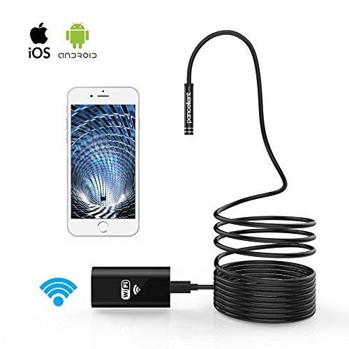 Pancellent USB Android Endoscope 2.0 Megapixels CMOS HD 2 en 1 caméra d/'inspe...